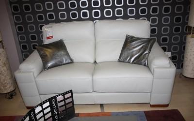sofa 3 pl. en piel